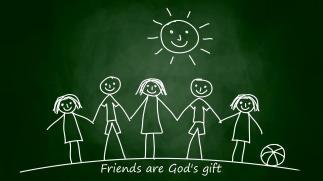 36502234-friends-forever-wallpaper